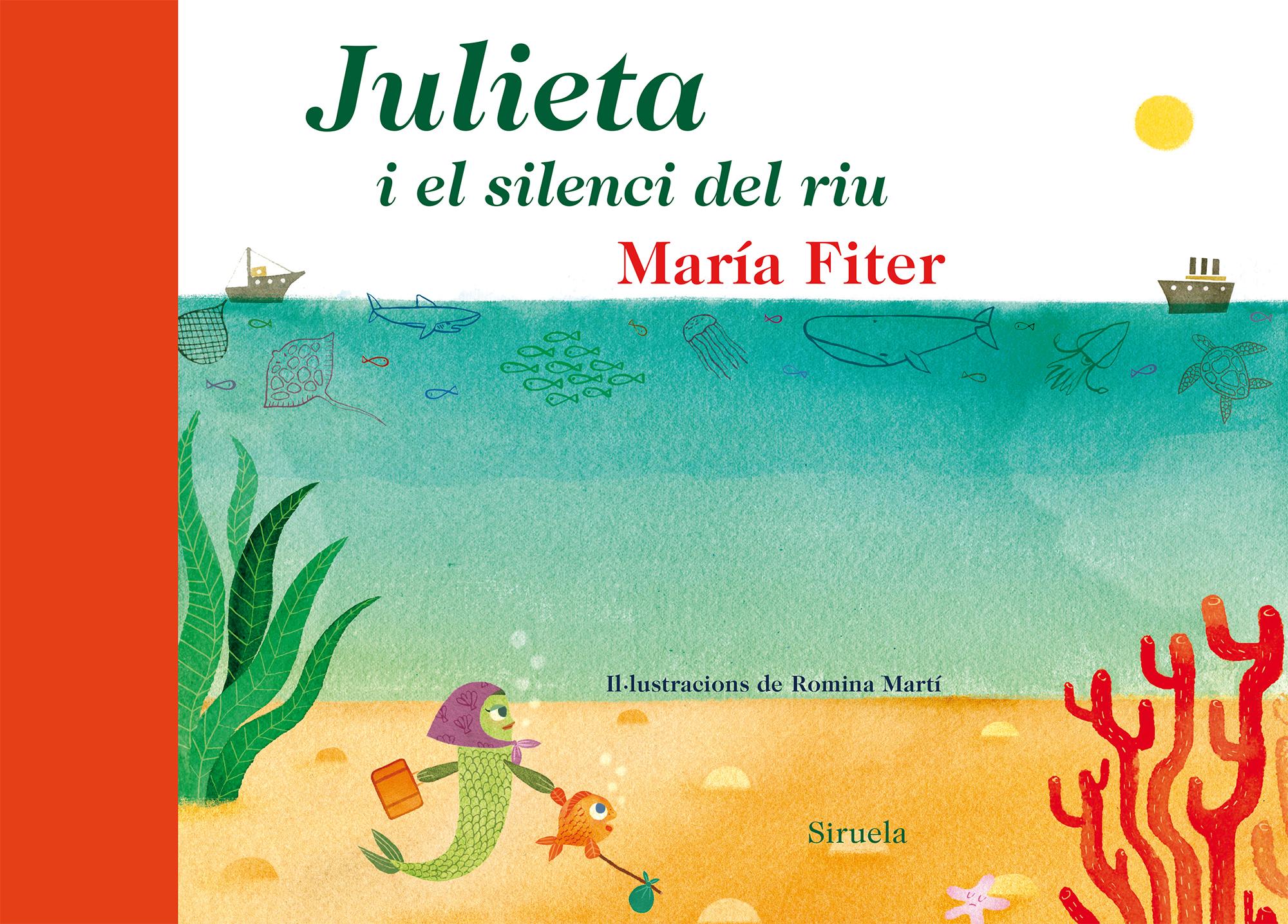 Julieta i el silencio del riu
