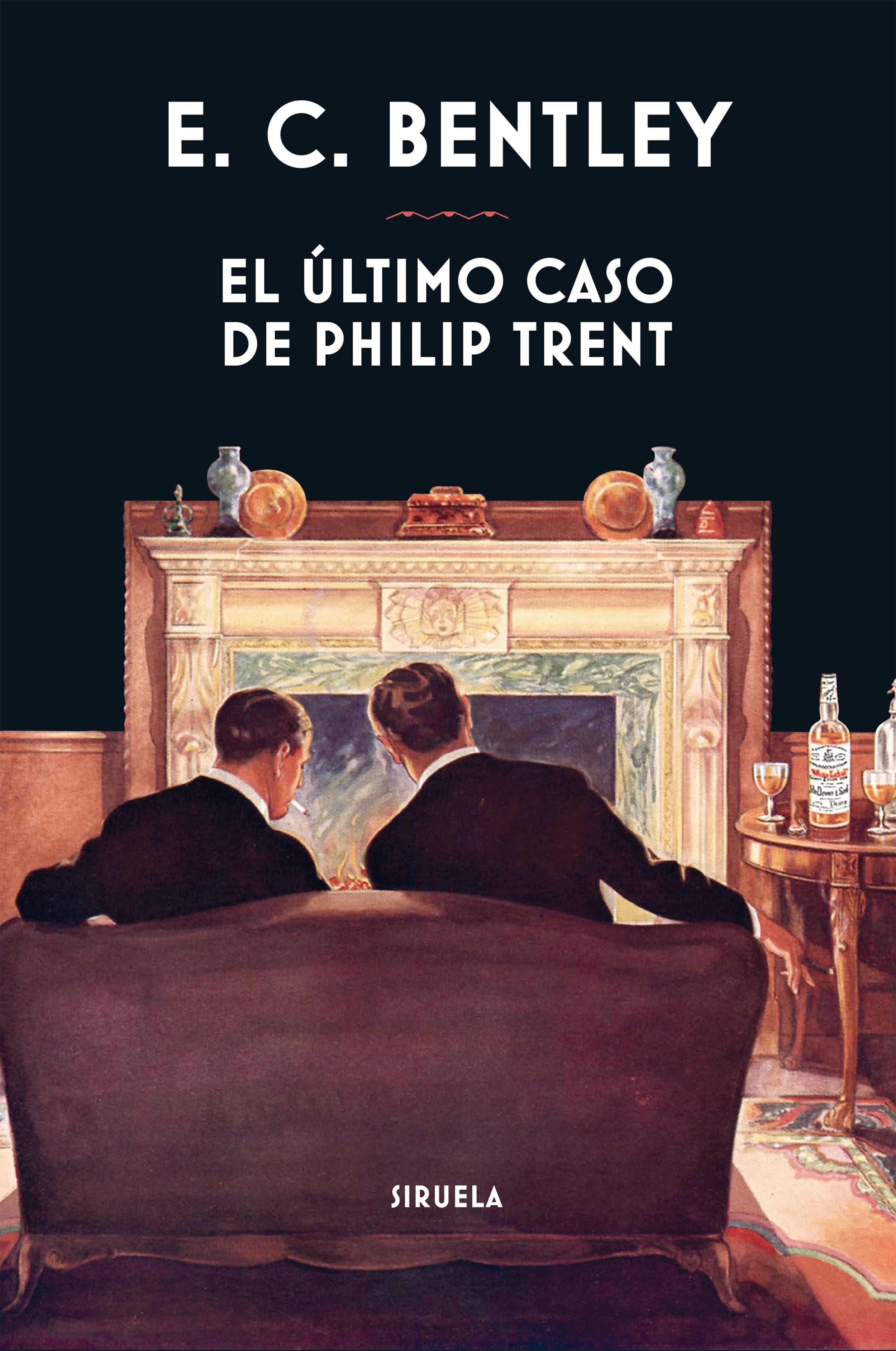 Resultado de imagen de EL ÚLTIMO CASO DE PHILIP TRENT