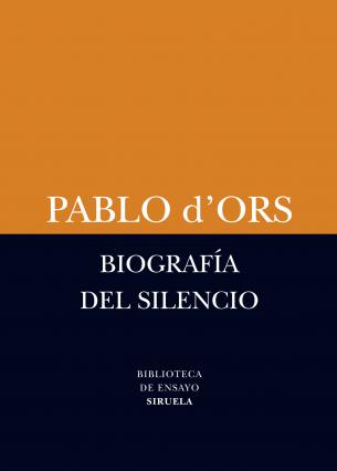 portada biografía del silencio